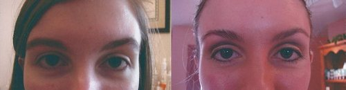 brow shaping by christine dale simply beautiful medical spa brow wax